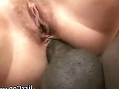She Gets Big Black Cock In The Ass