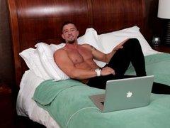 CodyCummings Surprise COCK in Hotel Room