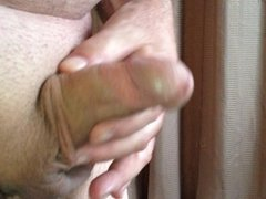 My dick from smooth to hard part 1