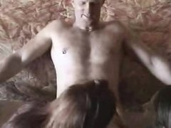 Threesome Amateur BJ