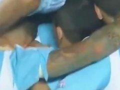 Argentina fucks Paraguay 6-1