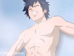 Fairy Tail - A XXX parody trailer