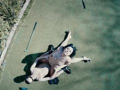 Latina Slut gets Banged on the Golf Course