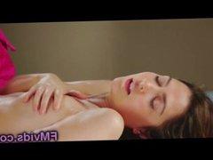Britney Amber pussy massage