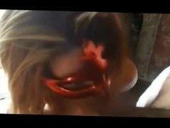 Amateur Masked Babe Blowjob