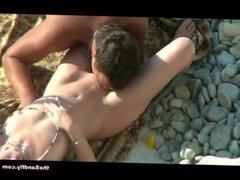 theSandfly Casual Beach Sex Scenes!