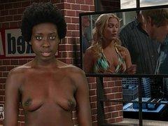 Cute Macy on Naked News