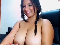 Latin girl topless chatting sex