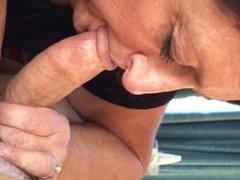 Amateur Granny Home Blowjob Video