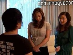 Japanese real mother   step mother