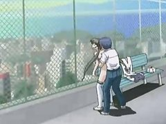Epic Fuck At School Rooftop