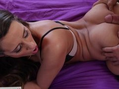 Dani Daniels and Nicole Aniston in 3some