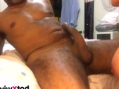Hot wife rides BBC amazing