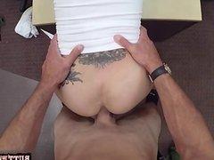 18 year old pornstar surprise cum in mouth
