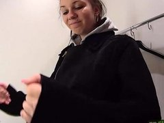 MallCuties - Reality Teen fucked for clothes