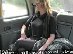 Great ass mature banged in taxi mom reality