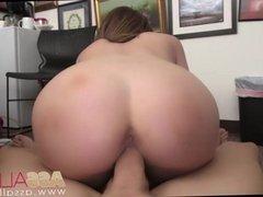 Big Ass Facial Delilah Blue