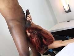 PornstarPlatinum - Ava Devine and Mandingo's