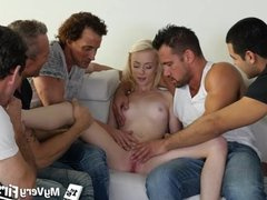 4K MyVeryFirstTime - Maddy Rose sex gangbang