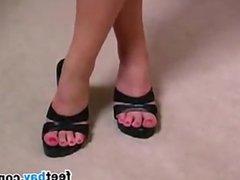 Beautiful Legs And Feet In Heels