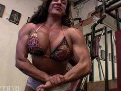 Rica 03 - Female Bodybuilder