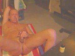 shaved gay pissed
