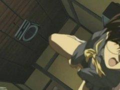 Hentai anal masturbation 02