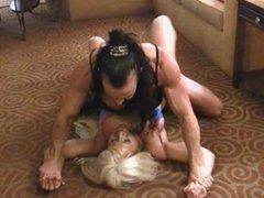 Megan Avalon and Debra D'andrea 01 - FBB