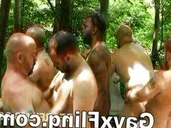 Gay Bear Group Sex