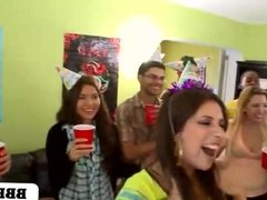 Dorm Invasion Surprise Party