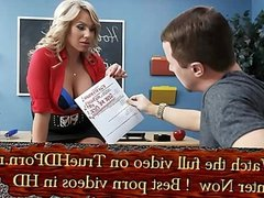BRAZZERS How To Bang Your Teacher - Olivia Au
