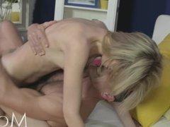 MOM Stud slides cock deep inside hot milf