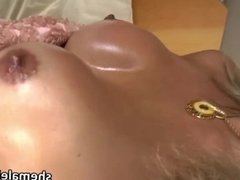 Tgirl Leticia rams a hunk ass bareback