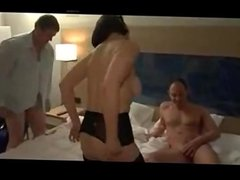 Cuckolding Hubby with Two Men