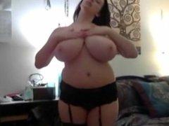 Monster Tits BoobZilla POV Amateur