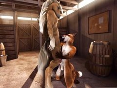 Taurin Fox-Fox-In The Stable
