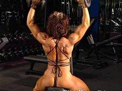 Carla Haug 04 - Female Bodybuilder
