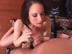 Best Blowjob Ever From Mature Brunette