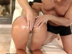 Her Ass Is Drilled Hard