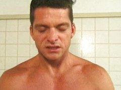 Sam Crockett in the Shower