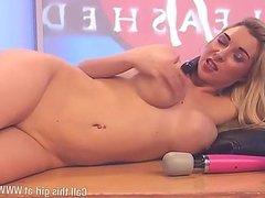 Victoria Summer masturbating, HOT!