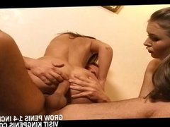 Two Horny Tight Pussy Fuck For Good