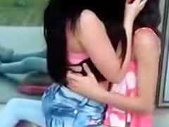 Chicas calientes Cali besán..