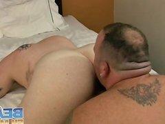 big dad fucks young chub