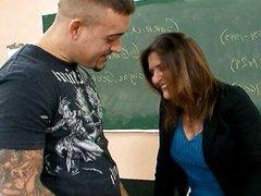 MILF Teacher - Austin Kincaid