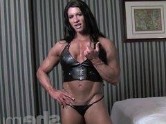 Angela Salvagno 06 - Female Bodybuilder