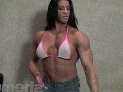 Angela Salvagno 01 - Female Bodybuilder