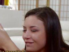 Cum drinking teen blows