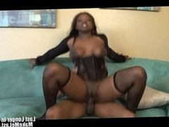 Hot Ebony Brandi Coxxx Fucked In Her Ass