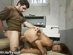 Double Penetrated In Prison Classic